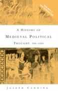 History of Medieval Political Thought