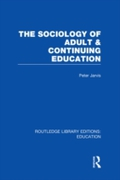 Sociology of Adult & Continuing Educatio