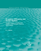 Economic Efficiency and Social Welfare (
