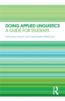 Doing Applied Linguistics