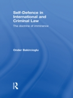Self-Defence in International and Crimin