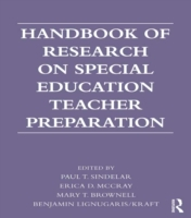 Handbook of Research on Special Educatio