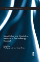 Quantitative and Qualitative Methods in