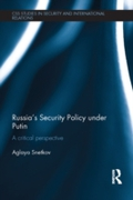 Russia's Security Policy under Putin