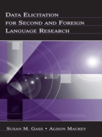 Data Elicitation for Second and Foreign