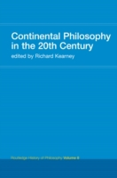 Continental Philosophy in the 20th Centu