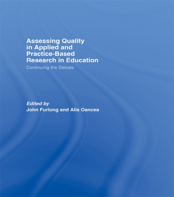 Assessing quality in applied and practic