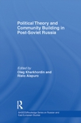 Political Theory and Community Building