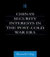 China's Security Interests in the Post-C