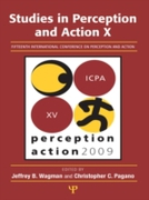 Studies in Perception and Action X