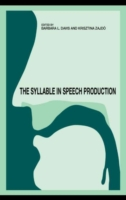 Syllable in Speech Production