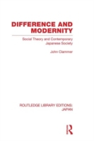 Difference and Modernity