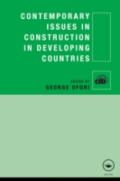 Contemporary Issues in Construction in D