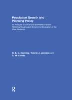 Population Growth and Planning Policy