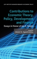 Contributions to Economic Theory, Policy
