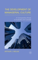 Development of Managerial Culture