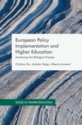 European Policy Implementation and Highe