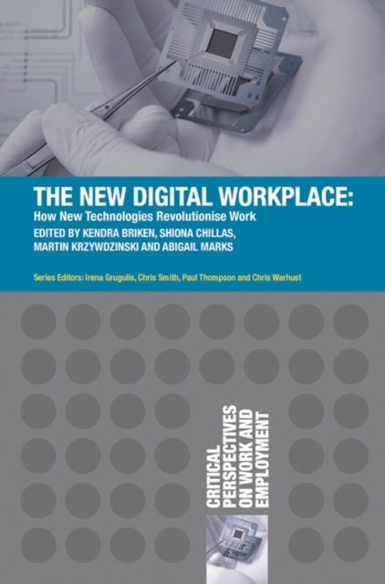 The New Digital Workplace