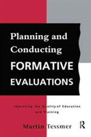 Planning and Conducting Formative Evalua