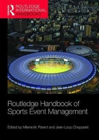 Routledge Handbook of Sports Event Manag