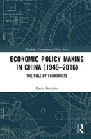 Economic Policy Making In China (1949-20