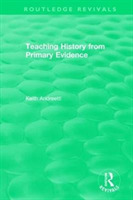 Teaching History from Primary Evidence (