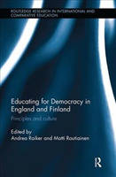Educating for Democracy in England and F