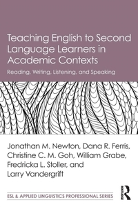 Teaching English to Second Language Lear