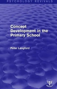 Concept Development in the Primary Schoo