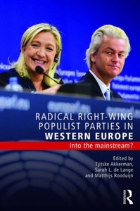 Radical Right-Wing Populist Parties in W