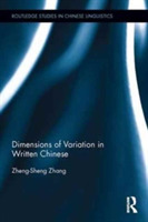 Dimensions of Variation in Written Chine