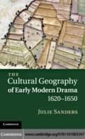 Cultural Geography of Early Modern Drama