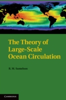 Theory of Large-Scale Ocean Circulation