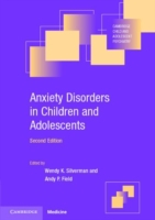 Anxiety Disorders in Children and Adoles