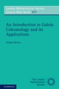 Introduction to Galois Cohomology and it
