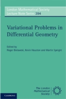 Variational Problems in Differential Geo