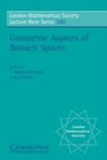 Geometric Aspects of Banach Spaces