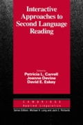 Interactive Approaches to Second Languag