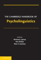 Cambridge Handbook of Psycholinguistics