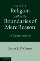 Kant: Religion within the Boundaries of