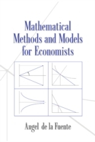 Mathematical Methods and Models for Econ