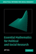 Essential Mathematics for Political and
