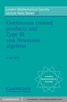 Bilde av Continuous Crossed Products And Type Iii