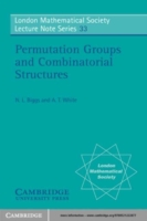 Bilde av Permutation Groups And Combinatorial Str