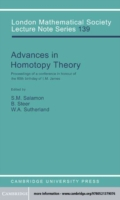 Advances in Homotopy Theory
