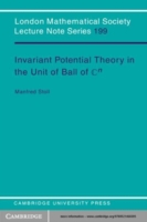 Invariant Potential Theory in the Unit B