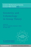 Geometry and Cohomology in Group Theory