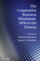 Cooperative Business Movement, 1950 to t