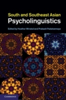 South and Southeast Asian Psycholinguist