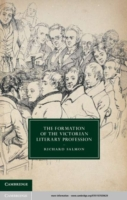 Formation of the Victorian Literary Prof